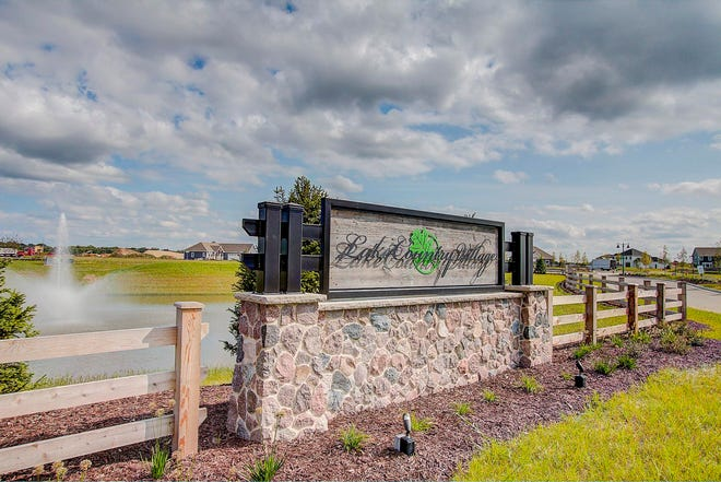 The village of Summit recently approved phase III of the Lake Country Village subdivision.
