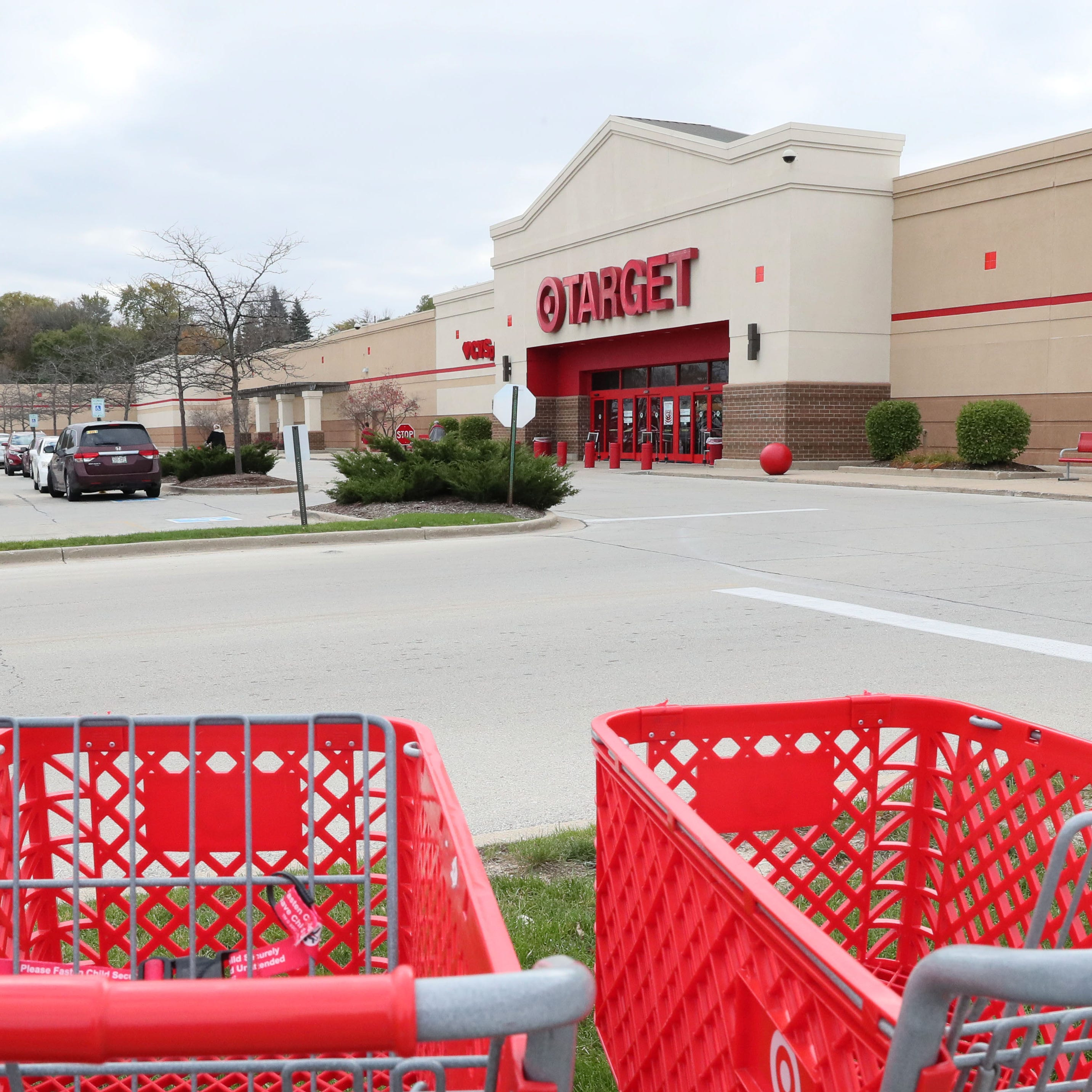 The Greenfield Target is closed, but you can still shop there – sort of