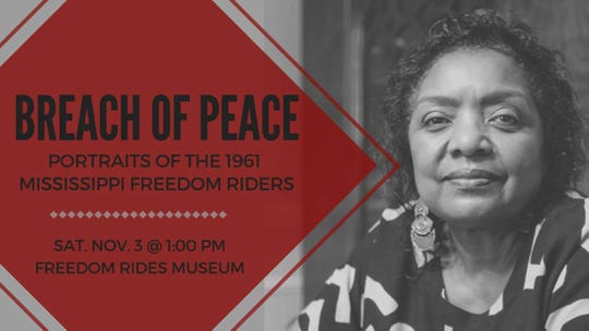 Breach of Peace: Portraits of the 1061 Mississippi Freedom Riders