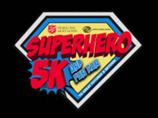 Superhero 5K