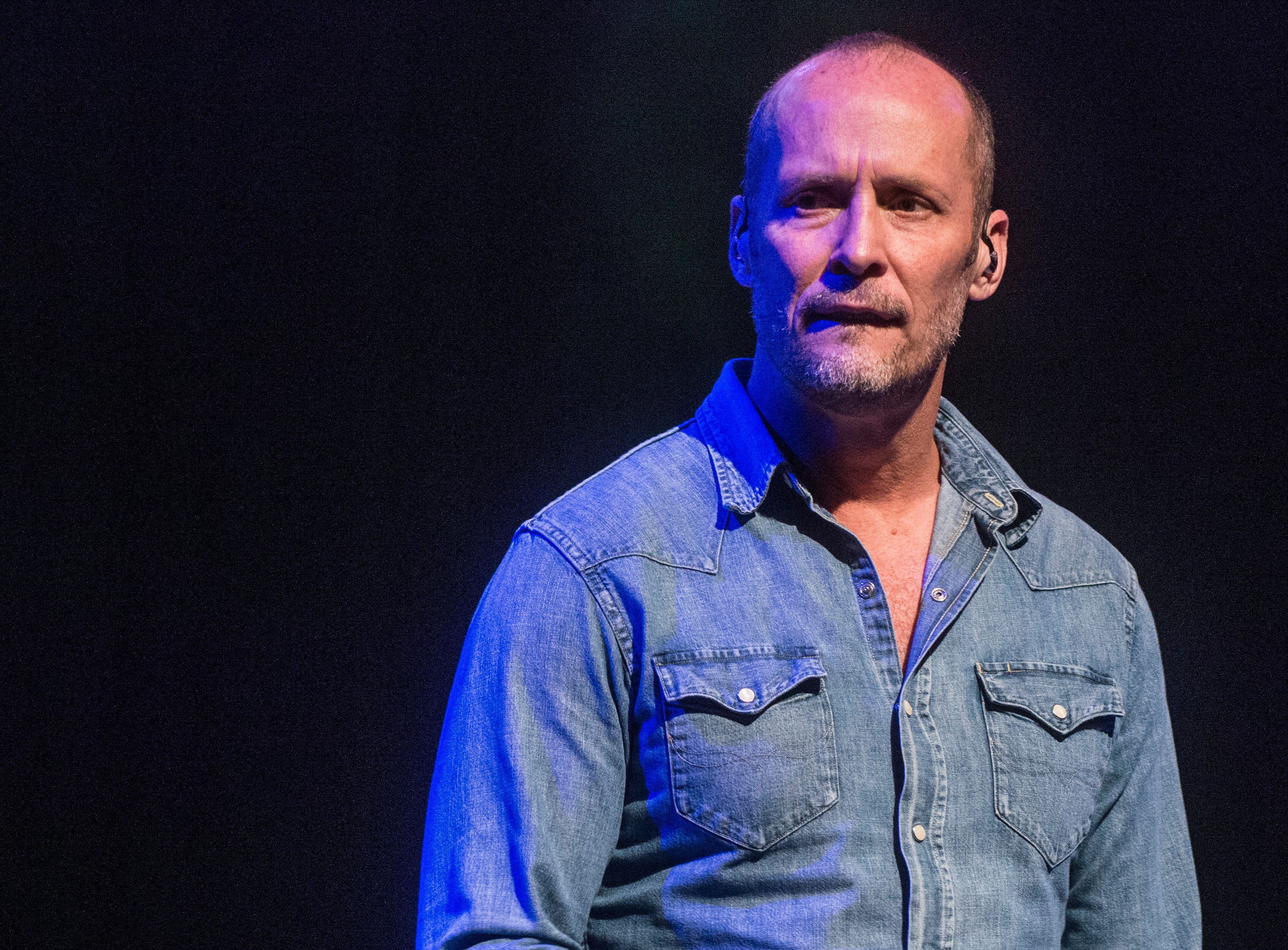Paul Thorn performs Friday, Oct. 26, 2018, at the Montgomery Performing Arts Centre.