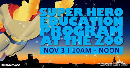 Super Hero Education Progrm