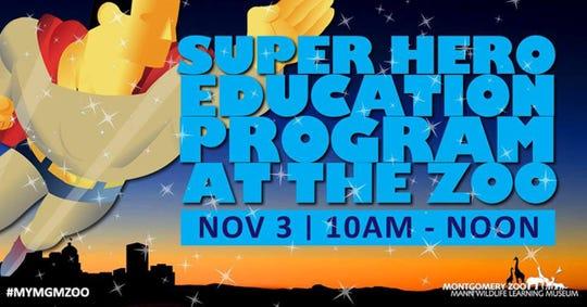 Super Hero Education Progrm