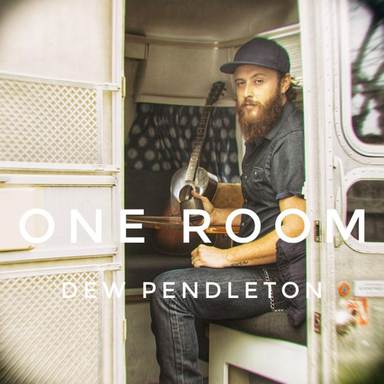 "Dew Pendleton's single ""One Room,"" from his new album."