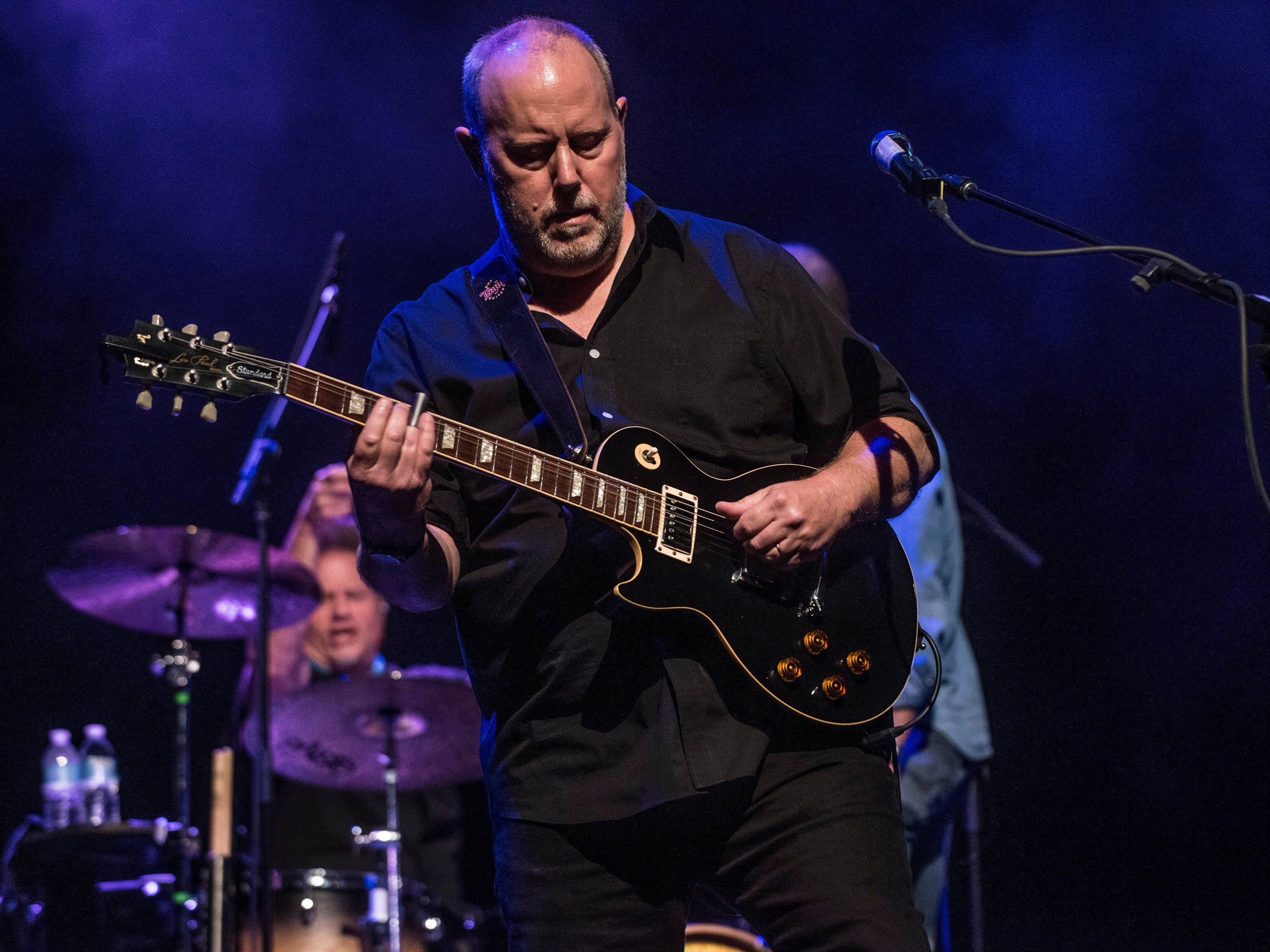 Montgomery musician Bill Hinds plays with Paul Thorn on Friday, Oct. 26, 2018, at the Montgomery Performing Arts Centre.