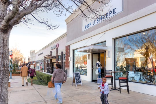 The seasonal Pop-Up Shoppe will return to The Shoppes at EastChase this year.