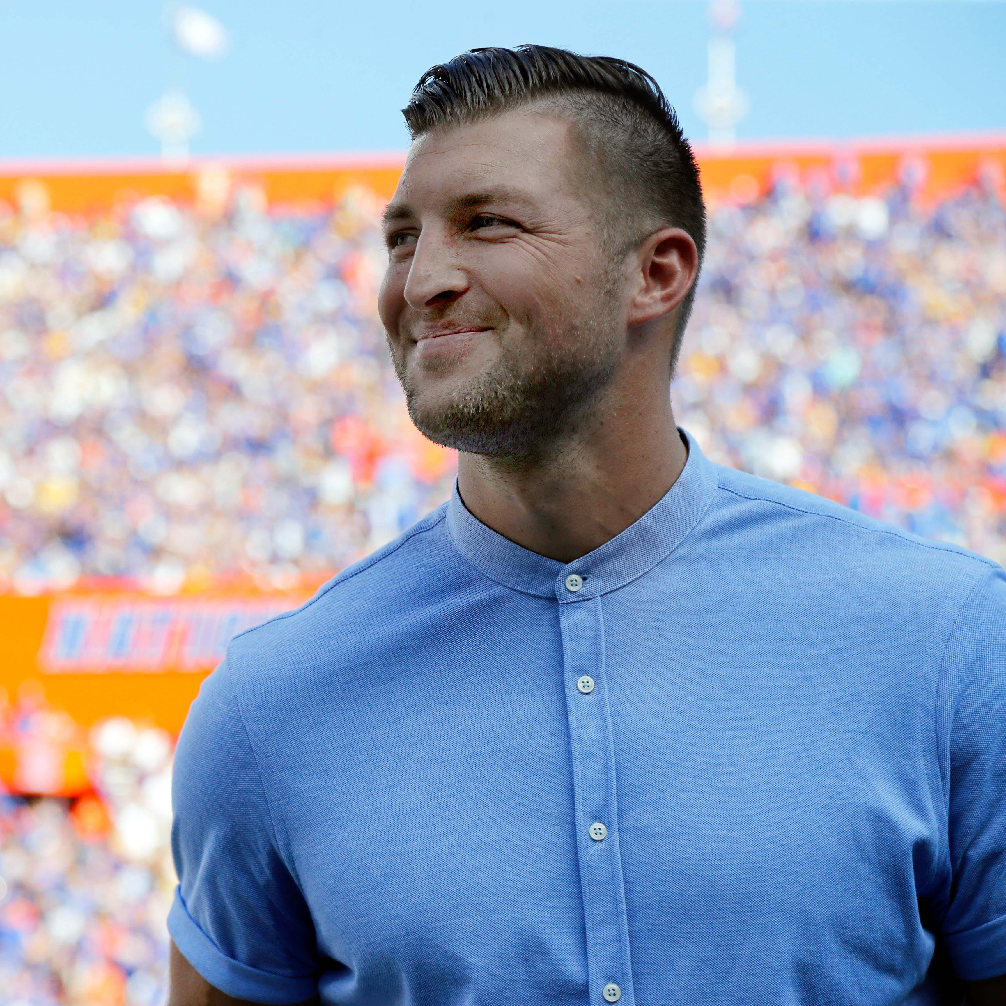 Tim Tebow to speak at Hearts on Fire Christian youth conference in Pigeon Forge