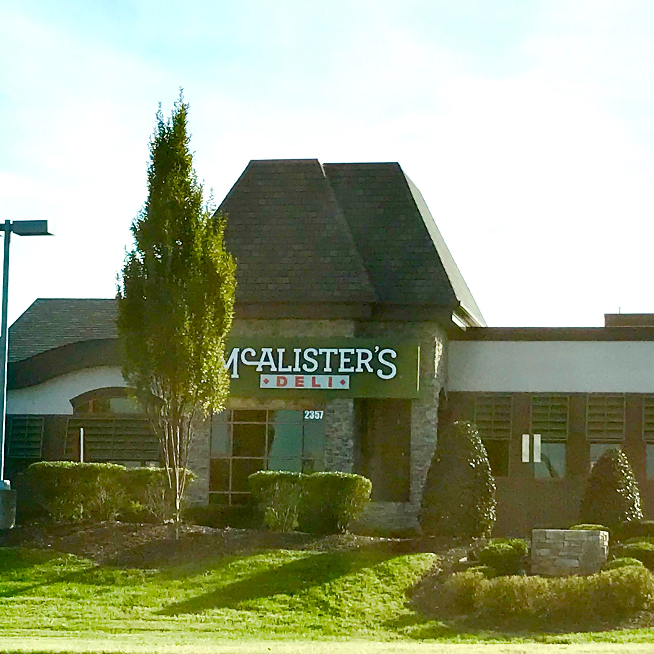 McAlister's Deli, Steak 'n Shake almost ready to open in Murfreesboro, Smyrna