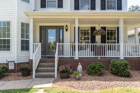 Curb appeal is critical when selling a home.