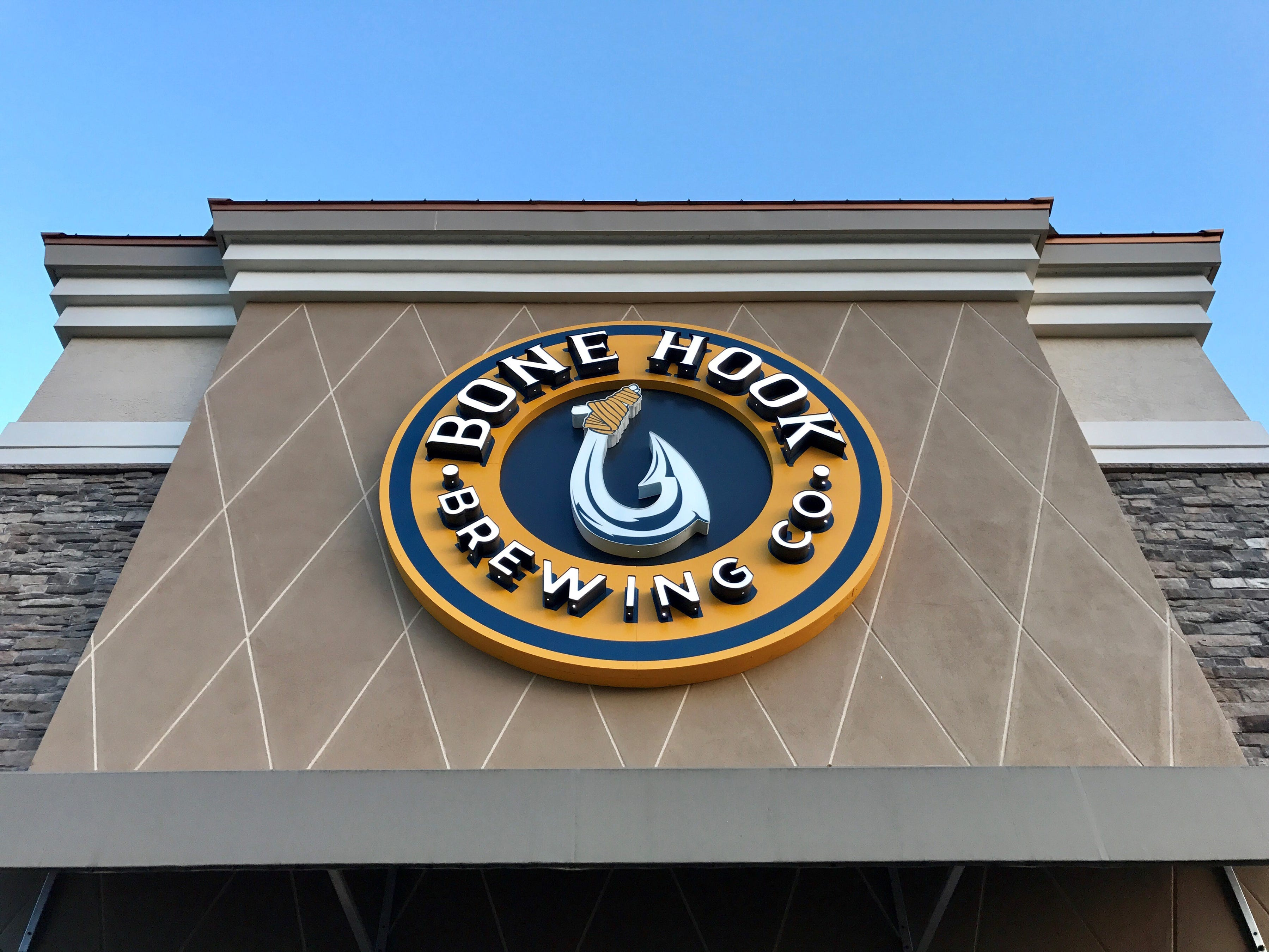 Bone Hook Brewing Co. in North Naples recently expanded its space, creating an entirely new venue with a food menu for lunch and dinner.