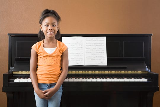 Following your child's lead when they show interest in a specific hobby or activity, like music or engineering, is a great way to find what your child could be good at.