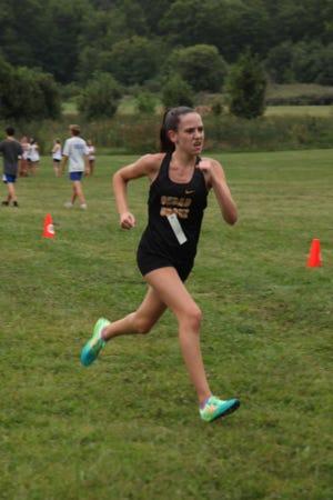 Cedar Grove freshman Tara Smurla