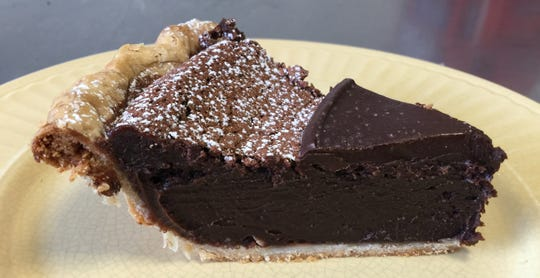 For the chocoholics around your Thanksgiving table