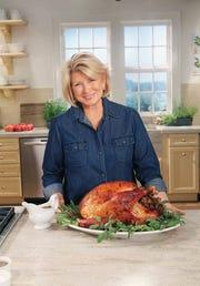 Nutley native Martha Stewart shares tips on holiday entertaining.