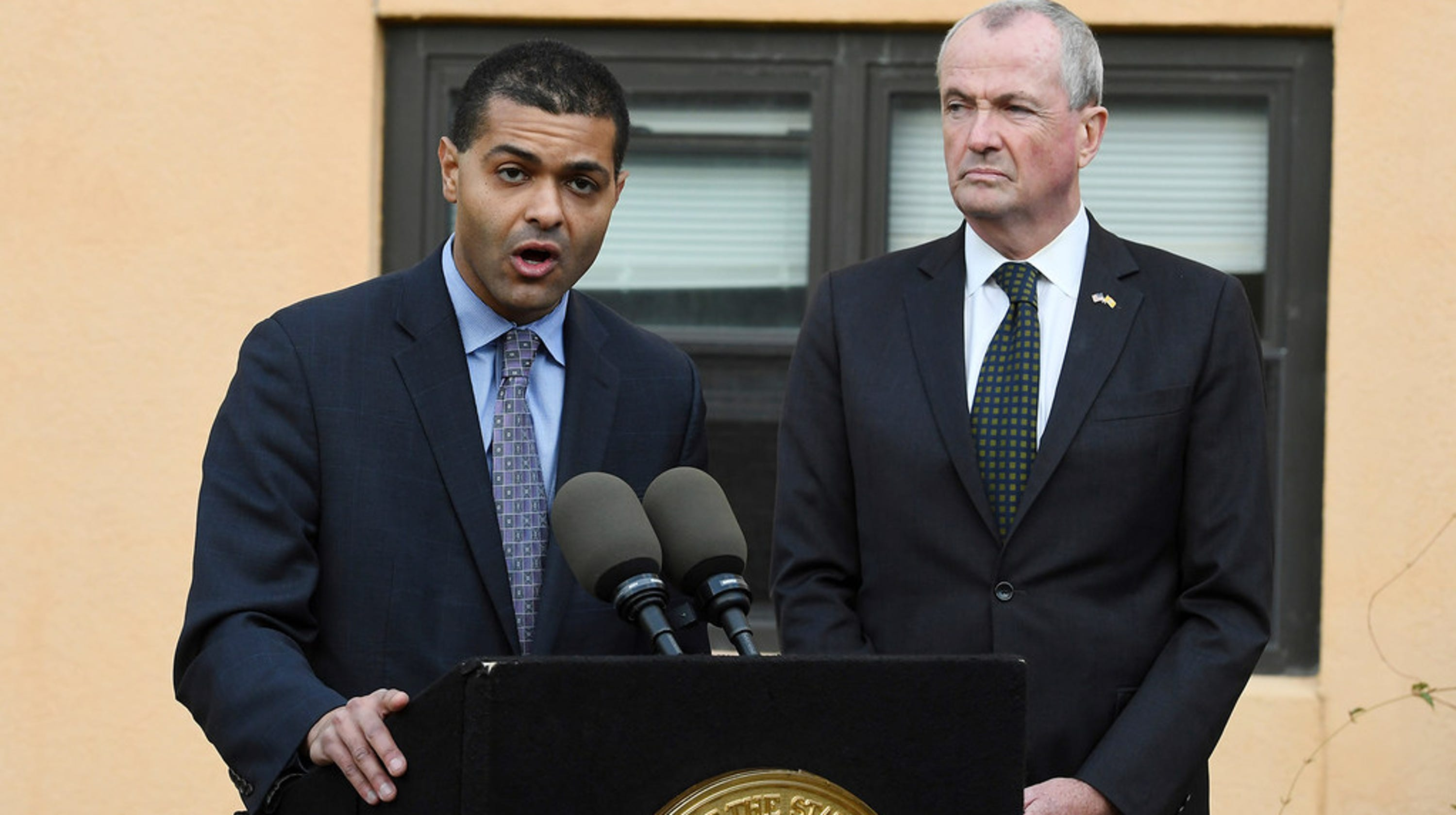NJ health commissioner leaves to become University Hospital