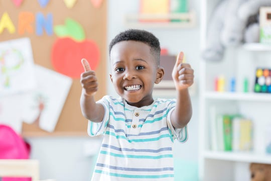 """""""If a child doesn't feel confident in the classroom they may not participate as much, they might hold back in terms of problem solving abilities in showing what they can do, and they don't want to try because they think they'll fail,"""" said psychologist Stephen Kuwent."""