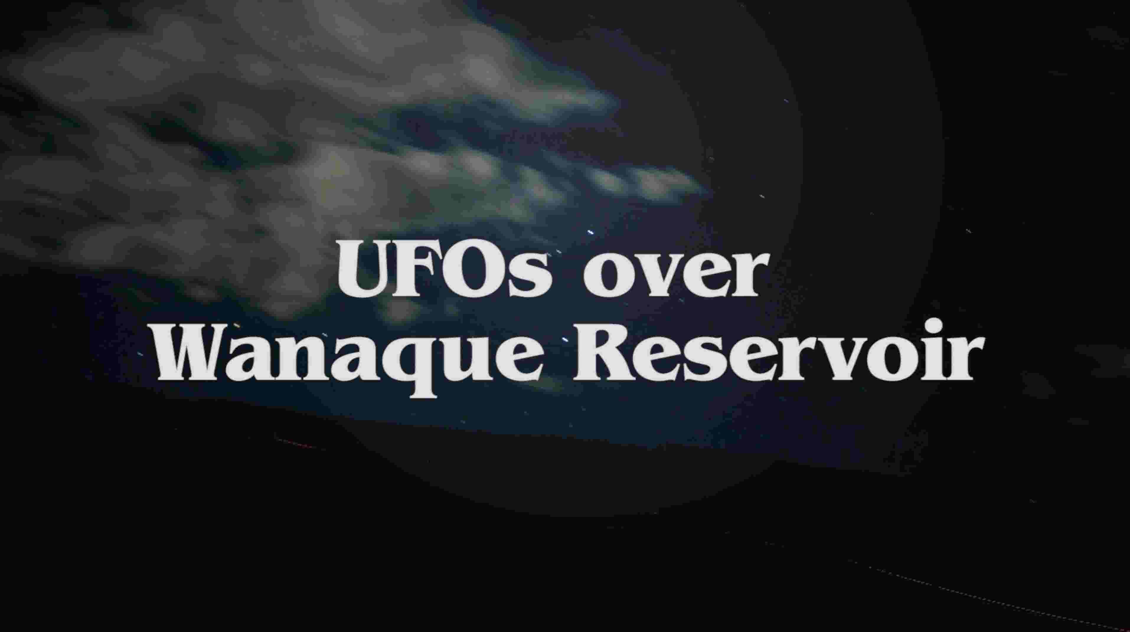 Stranger Jersey: UFOs over Wanaque Reservoir