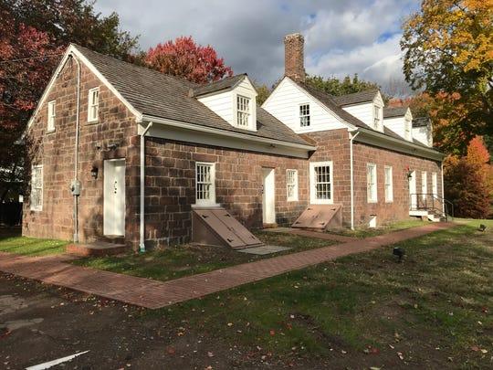 The Westervelt-Vanderhoef House in Weasel Brook Park dates to around 1720.