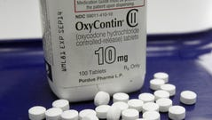 OxyContin, an often-prescribed opioid.