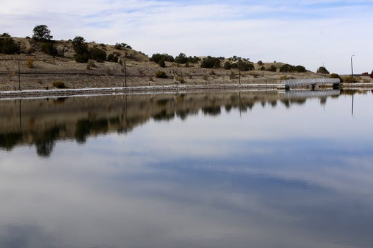 Aztec City Manager Steve Mueller said the city's reservoirs have been filled. The city of Aztec is lifting mandatory water restrictions on Thursday.
