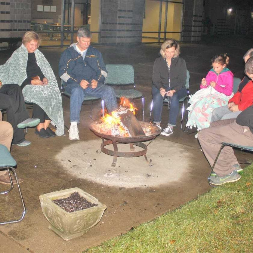 OLGC parishioners leave their comfort zones for a night for area's homeless