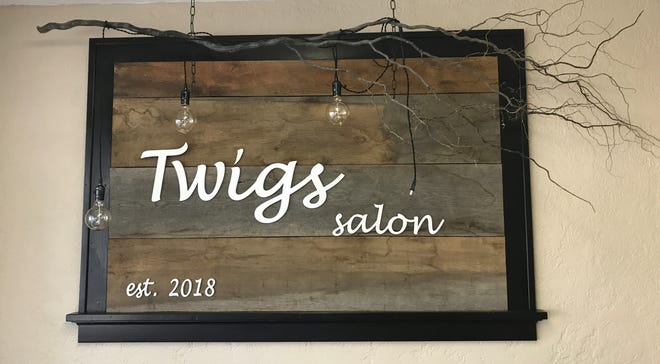 Twigs Salon, 716 Ohio St., will open Thursday, Nov. 1, 2018, in Oshkosh.