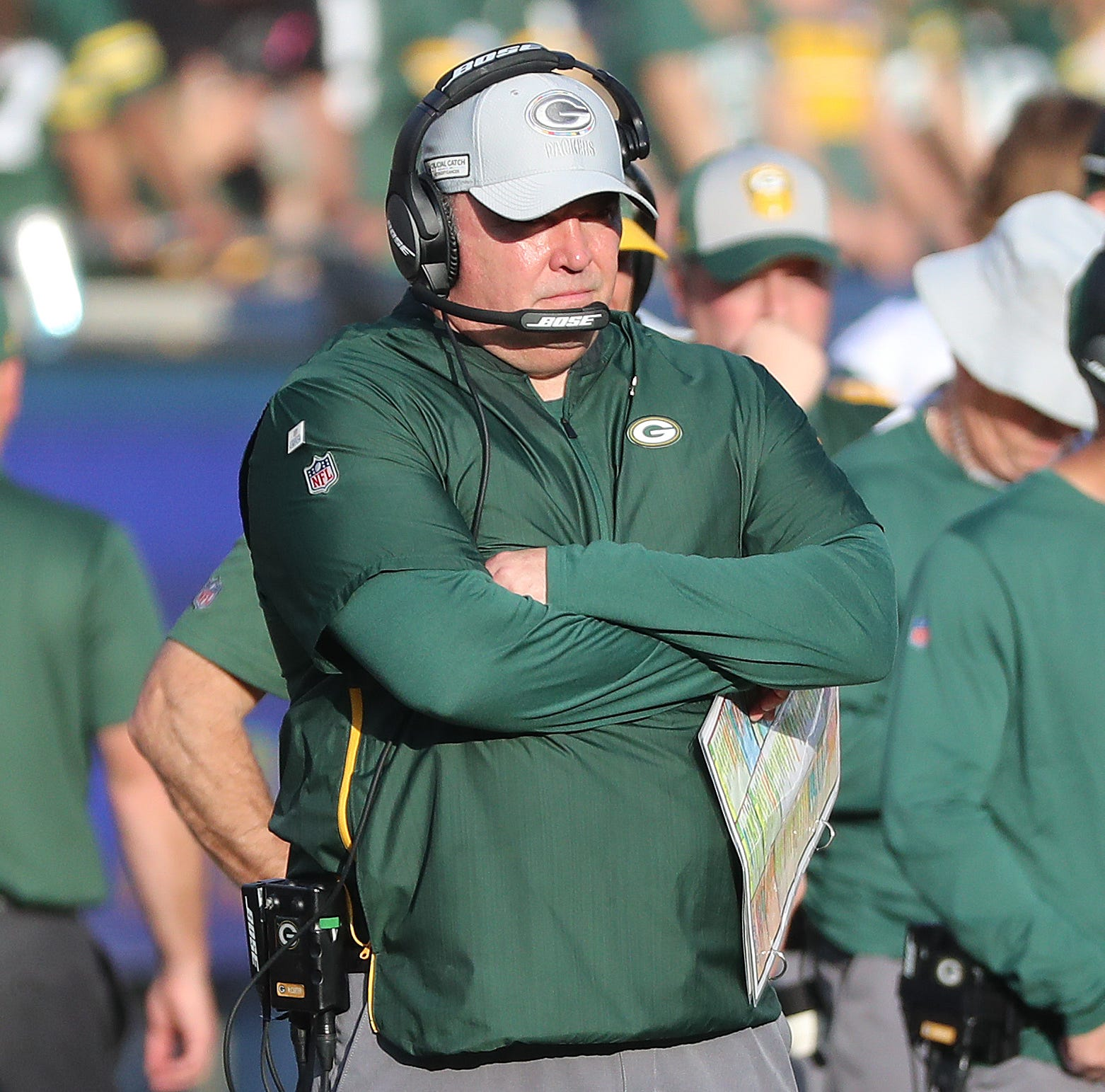 Packers Morning Buzz: Mike McCarthy facing uphill battle to land another NFL job