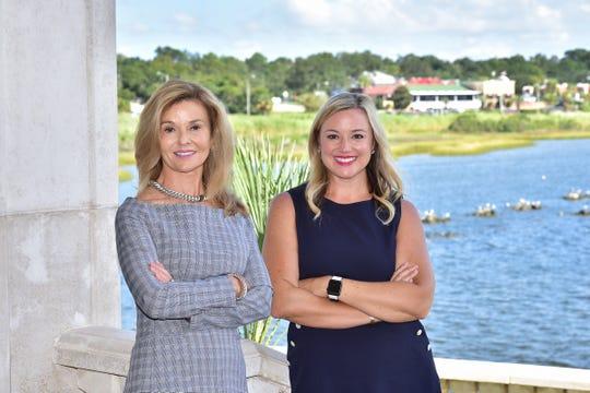 Shirley Cronley and Jennifer Moghadam
