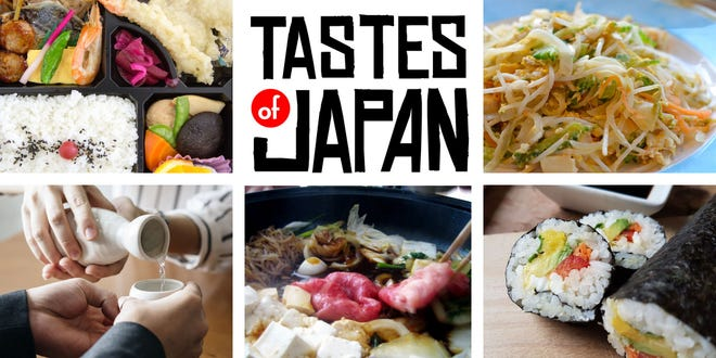 Tastes of Japan is a five-night culinary treat presented by the Japan-American society of Northwest Florida as part of Foo Foo Festival 2018.
