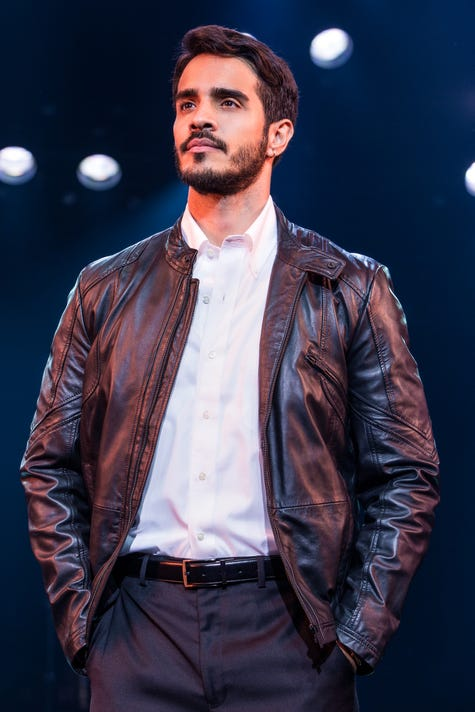 5 0604 Ektor Rivera As Emilio Estefan In On Your Feet C Matthew Murphy