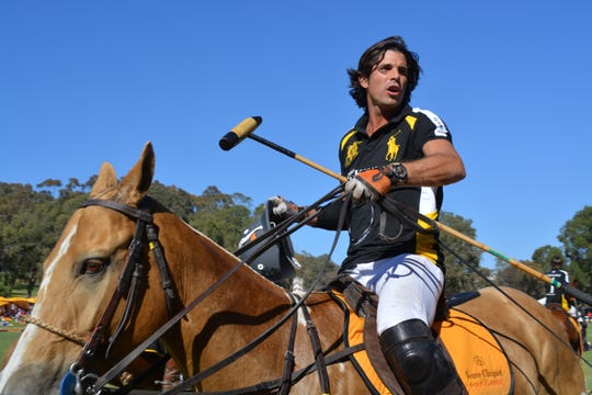 Argentina polo celebrity Nacho Figueras is scheduled to appear at the Scottsdale event.