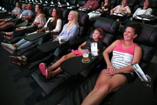 Flix Brewhouse Recliner Family