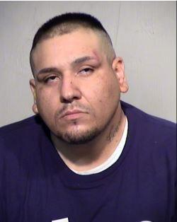 Joseph Ortiz, 30, mugshot