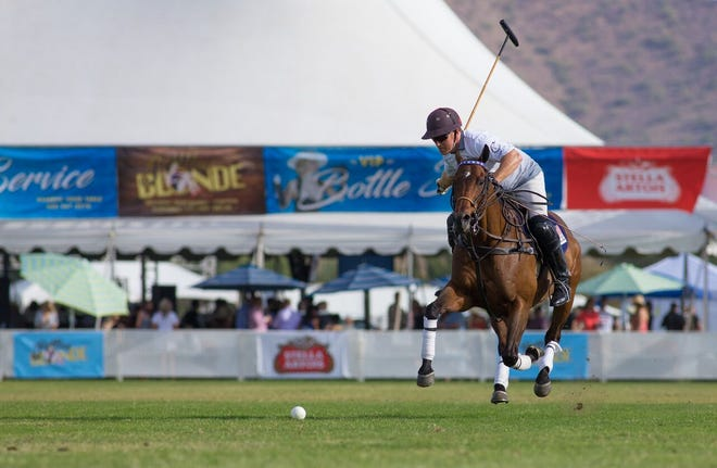 Polo comes to Scottsdale  for two days in November.