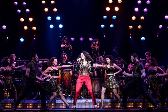 "Christie Prades captures the essence of Gloria Estefan in ""On Your Feet!"""