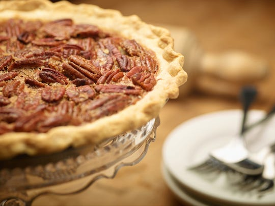 The Culinary Institute of America's Apple Pie Bakery Cafe is accepting orders for Thanksgiving desserts, such as this pecan pie, until 5 p.m., Nov. 22.