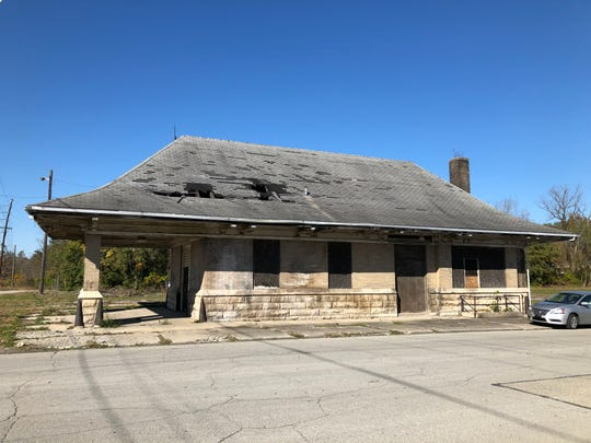 The Richmond Parks and Recreation Department hopes to revitalize the former CSX Railroad depot building near the Cardinal Greenway Trailhead on North Third Street.