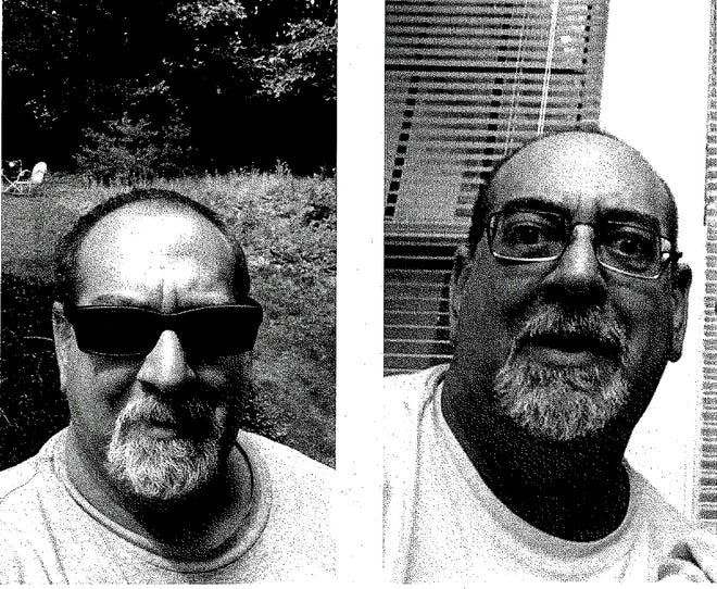 State Police released these photos of Steven J. Kassirer. Troopers said Oct. 29 that the 53-year-old was missing from Irondequoit and his car was found in Oneonta. Kassirer's body was found Oct. 30. His death notice listed the date of death as Oct. 22.