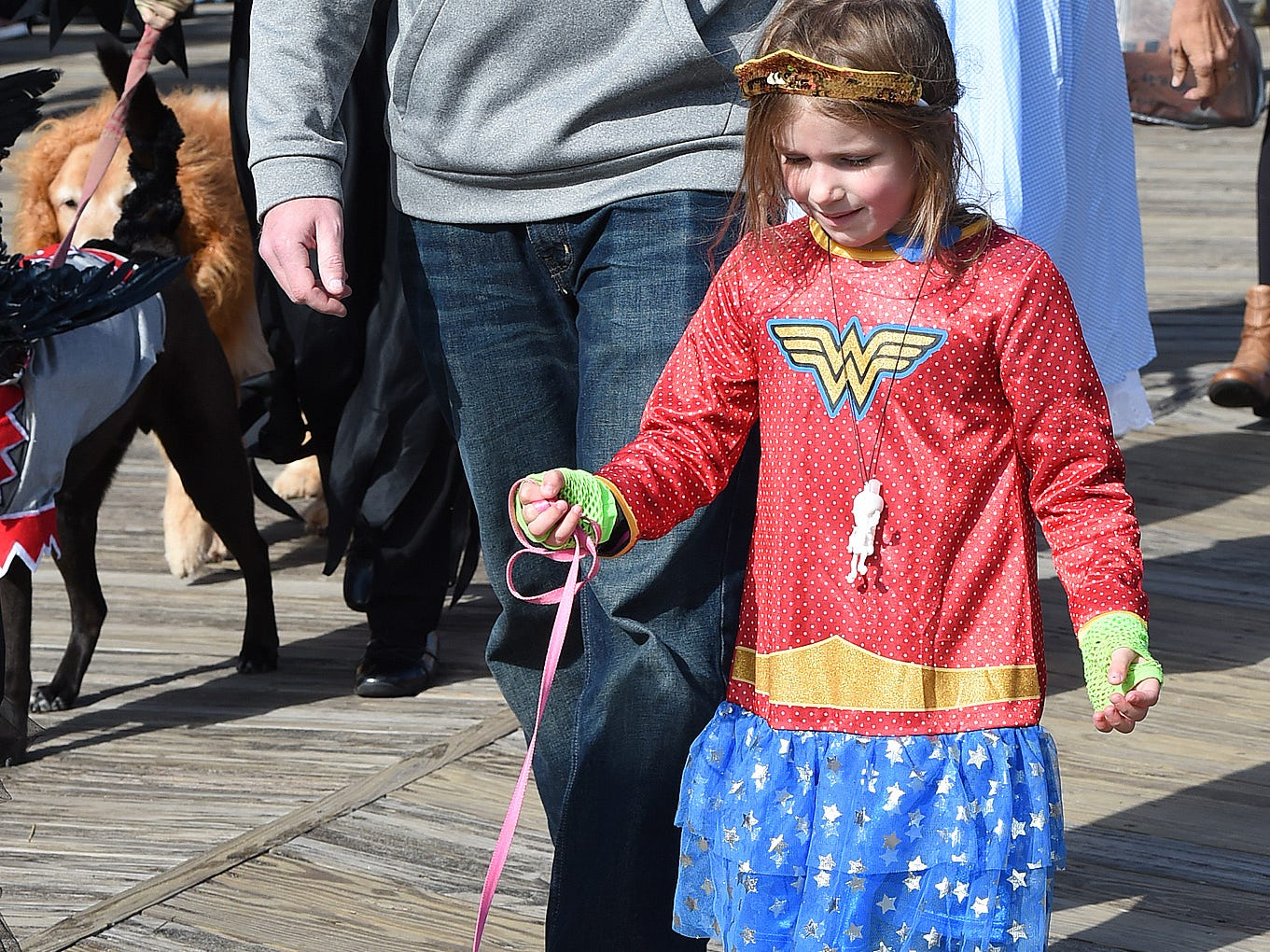 Crowds still came as the Annual Sea Witch Festival was held on Saturday and Sunday Oct. 27-28 in downtown Rehoboth Beach. Events included a Costume Dog Parade, pony rides, lots of vendors, face painting, and many other activities as weather would allow.
