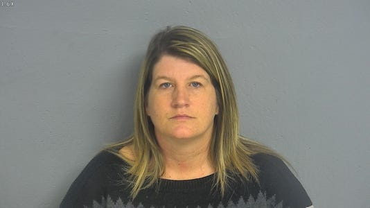 Burlington Coat Factory theft suspect Angie Chaney