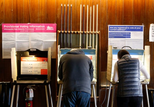 Voting insecurity