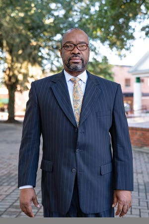 Peter Harris of Tallahassee was hired as director of medical marijuana projects at Florida A&M University on Oct. 1, 2018.