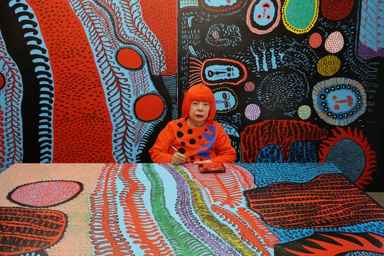Learn all about Japanese artist Yayoi Kusama when The Tallahassee Film Society screens her documentary.