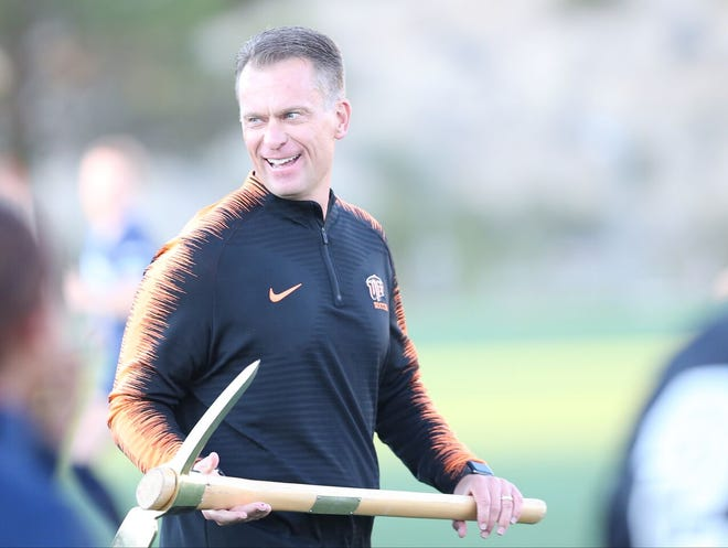 Kevin Cross, head women's soccer coach at UTEP for the last 18 years, was fired Monday morning.