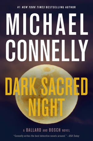 The One City One Book event with author Michael Connelly has been postponed.