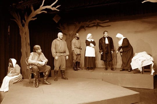 "Cumberland Players will present ""The Crucible"" at 8 p.m. Nov. 2 and 3, 2 p.m. Nov. 4, 7:30 p.m. Nov. 8 and 8 p.m. Nov. 9 and 10 at the Little Theatre at 66 E. Sherman Ave., in Vineland."