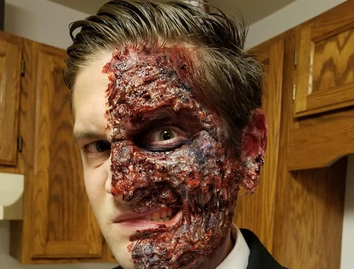 """Two face."""