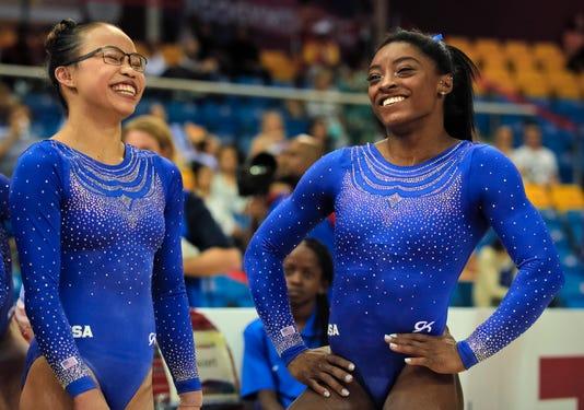 Qatar Gymnastics World Championships 5