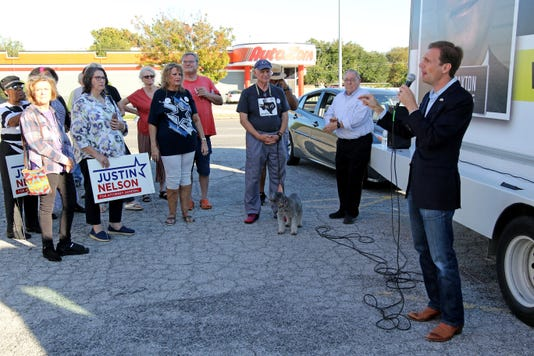 Justin Nelson Attorney General Candidate Campaigns