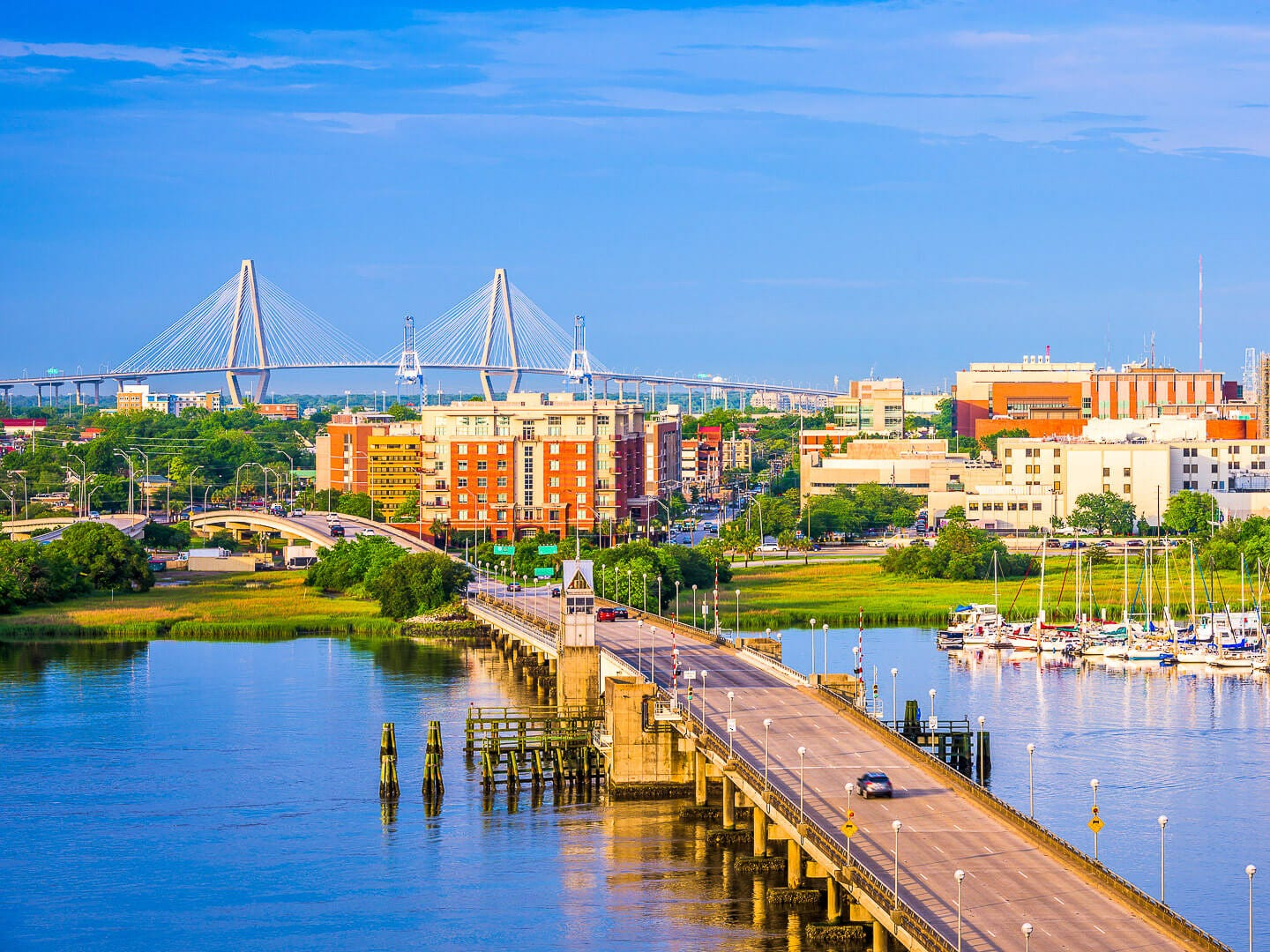 No. 5: Charleston, South Carolina. Thanksgiving trip cost: $1,520.50. Christmas trip cost: $1,862. During Thanksgiving, hotels in Charleston cost the second-most on average compared to the other destinations in this study. And during Christmas, it has the fifth-most expensive hotels on average. You'll probably spend a lot of money when you get there, too, because Charleston is one of the best places to shop in America.